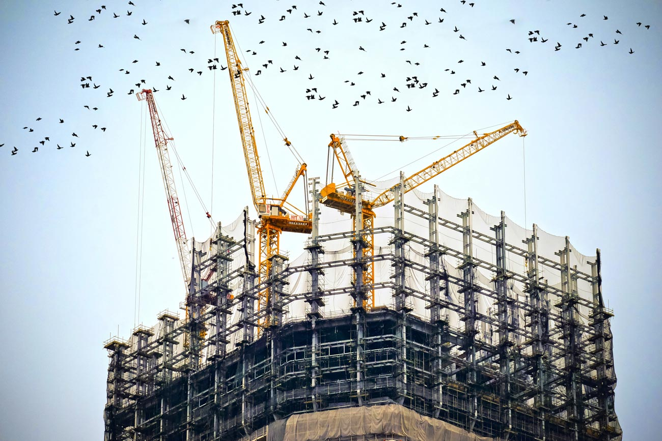 Steel Fabrications Company in Sri Lanka | Construction Building